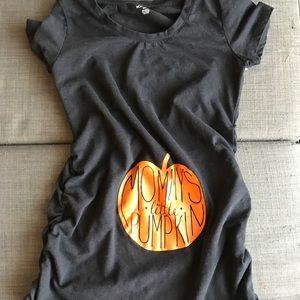 Tops - Mommy's little pumpkin shirt